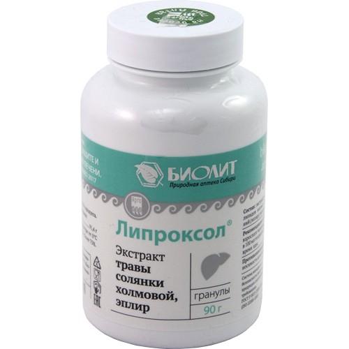Напиток чайный гранулированный Липроксол