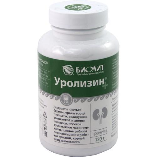 Уролизин+  argo-zakaz.ru