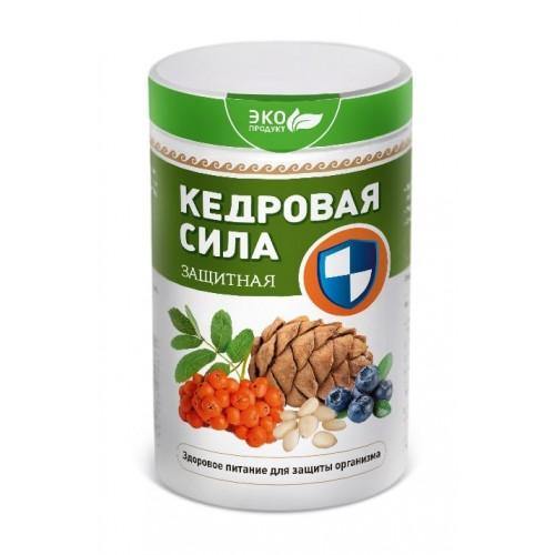 Продукт белково-витаминный Кедровая сила - Защитная  argo-zakaz.ru