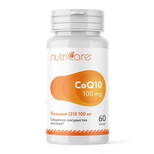 Коэнзим Q10 100 мг  argo-zakaz.ru