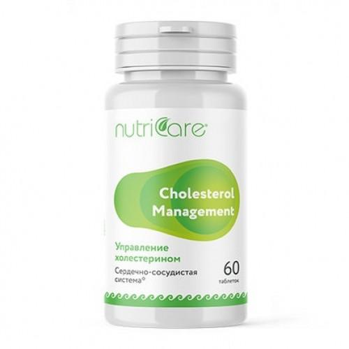 Управление холестерином