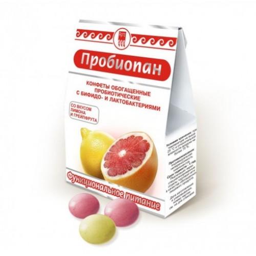 Конфеты обогащенные пробиотические Пробиопан  argo-zakaz.ru